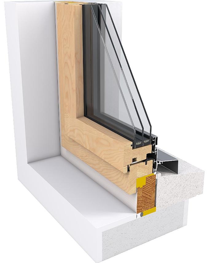 holz aluminium fenster holz alu fenster von unilux wir liefern und montieren in berlin. Black Bedroom Furniture Sets. Home Design Ideas